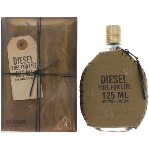 Diesel Fuel For Life by Diesel, 4.2 oz Eau De Toilette Spray for Men