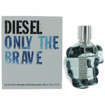 Diesel Only The Brave by Diesel, 2.5 oz Eau De Toilette Spray for Men