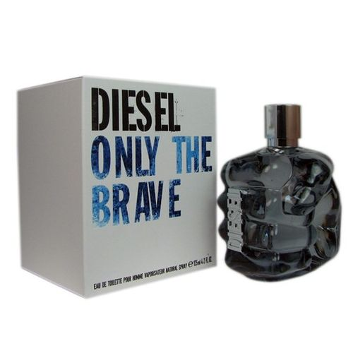 Diesel Only The Brave by Diesel, 4.2 oz Eau De Toilette Spray for Men