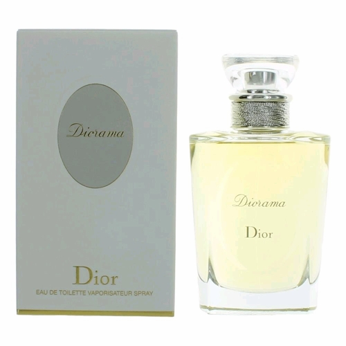 Diorama by Christian Dior, 3.4 oz Eau De Toilette Spray for Women