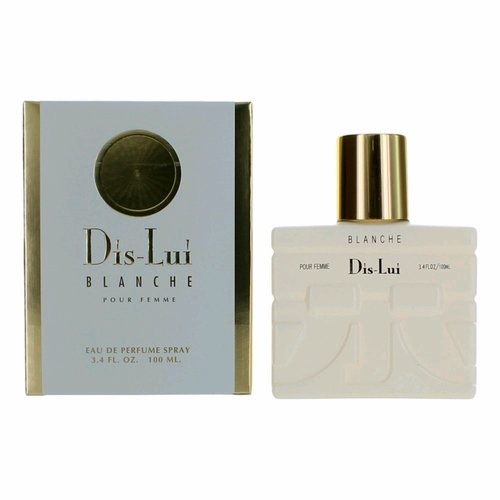 Dis Lui Blanche by YZY, 3.4 oz Eau De Perfume Spray for Women