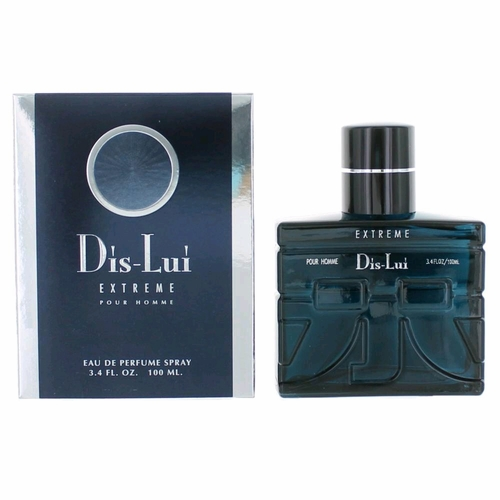 Dis Lui Extreme by YZY, 3.4 oz Eau De Parfum Spray for Men