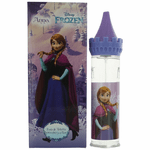Disney Frozen Anna by Disney Princess, 3.4 oz Eau De Toilette Spray for Girls