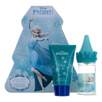 Disney Frozen Elsa Castle by Disney, 2 PieceTin Gift Set for Girls