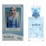 Disney Frozen II Elsa by Disney, 3.4 oz Eau De Toilette Spray for Girls