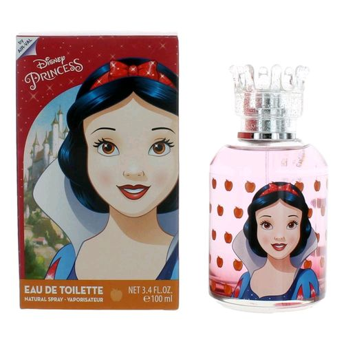 Disney Princess Snow White by Air-Val, 3.4 oz Eau De Toilette Spray for Girls