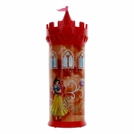 Disney Snow White Castle by Disney Princess, 11.9 oz Bubble Bath for Girls