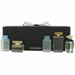 Dolce & Gabbana by Dolce & Gabbana, 5 Piece Mini Variety Set for Women