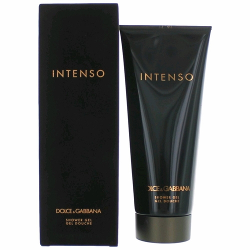 Dolce & Gabbana Pour Homme Intenso by Dolce & Gabbana, 6.7 oz Shower Gel for Men