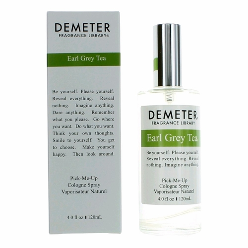 Earl Grey Tea by Demeter, 4 oz Cologne Spray for