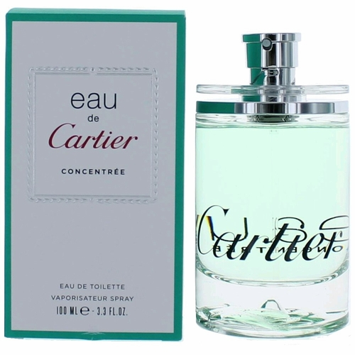 Eau de Cartier Concentree by Cartier, 3.3 oz Eau De Toilette Spray Unisex