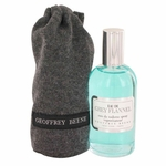 Eau De Grey Flannel by Geoffrey Beene, 4 oz Eau De Toilette Spray for Men