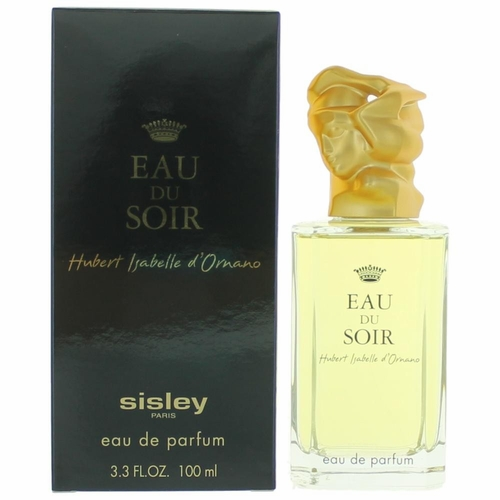 Eau Du Soir by Sisley, 3.3 oz Eau De Parfum Spray for Women