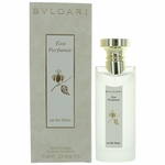 Eau Parfumee Au the Blanc (White) by Bvlgari, 2.5 oz Eau De Cologne Spray Unisex