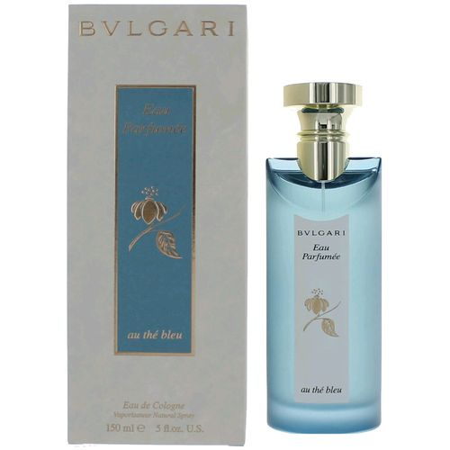 Eau Parfumee Au the Bleu by Bvlgari, 5 oz Eau De Cologne Spray Unisex