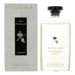 Eau Parfumee Au the Noir by Bvlgari, 6.8 oz Shampoo and Shower Gel Unisex