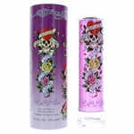 Ed Hardy Femme by Christian Audigier, 3.4 oz Eau De Parfum Spray for Women