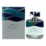 El Cielo by Armaf, 3.4 oz Eau De Parfum Spray for Men