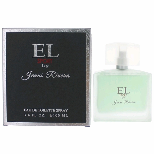 EL Sport by Jenni Rivera, 3.4 oz Eau De Toilette Spray for Men