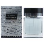 Elegant Diplomate by Johan.b, 2.8 oz Eau De Toilette Spray for Men