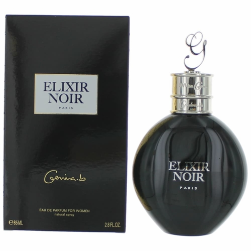 Elixir Noir by Gemina.B, 2.8 oz Eau De Parfum Spray for Women