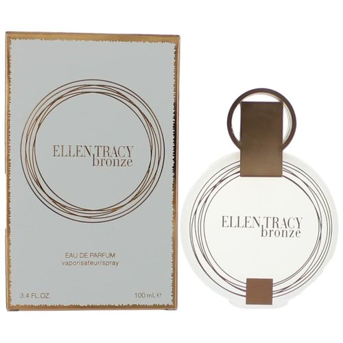 Ellen Tracy Bronze by Ellen Tracy, 3.4 oz Eau De Parfum Spray for Women