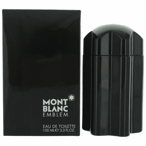 Emblem by Mont Blanc, 3.4 oz Eau De Toilette Spray for Men