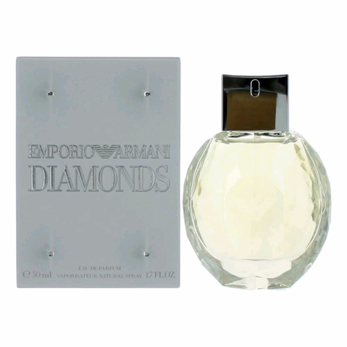 Emporio Armani Diamonds by Giorgio Armani, 1.7 oz Eau De Parfum Spray for women