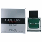 Encre Noire Sport by Lalique, 3 oz Eau De Toilette Spray for Men
