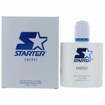 Energy by Starter, 3.4 oz Eau De Toilette Spray for Men