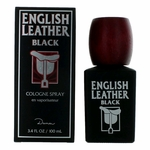English Leather Black by Dana, 3.4 oz Cologne Spray for Men
