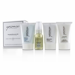 Epionce Essential Recovery Kit: Milky Lotion Cleanser 30ml+ Priming Oil 25ml+ Enriched Firming Mask 30g+ Renewal Calming Cream 30g  4pcs