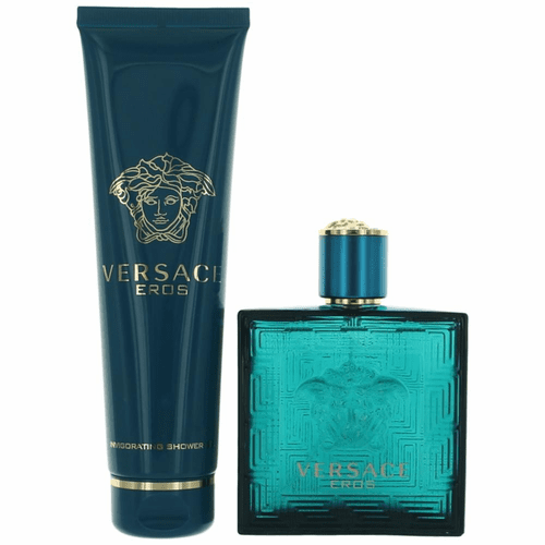 Eros by Versace, 2 Piece Gift Set for Men