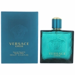 Eros by Versace, 3.4 oz Eau De Toilette Spray for Men