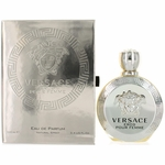 Eros Pour Femme by Versace, 3.4 oz Eau De Parfum Spray for Women