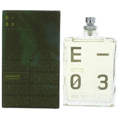 Escentric 03 by Escentric Molecules, 3.5 oz Eau De Toilette Spray for Unisex