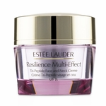 Estee Lauder Resilience Multi-Effect Tri-Peptide Face and Neck Creme SPF 15 - For Dry Skin  50ml/1.7oz