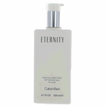 Eternity by Calvin Klein, 6.7 oz Body Lotion for Women with Pump