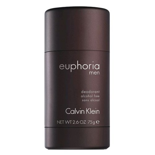 Euphoria by Calvin Klein, 2.6 oz Alcohol Free Deodorant Stick for Men