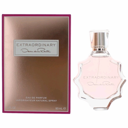 Extraordinary by Oscar De La Renta, 3 oz Eau De Parfum Spray for Women