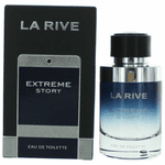 Extreme Story by La Rive, 2.5 oz Eau De Toilette Spray for Men