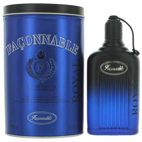 Faconnable Royal by Faconnable, 3.3 oz Eau De Parfum Spray for Men