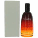 Fahrenheit by Christian Dior, 3.4 oz Eau De Toilette Spray for Men Tester
