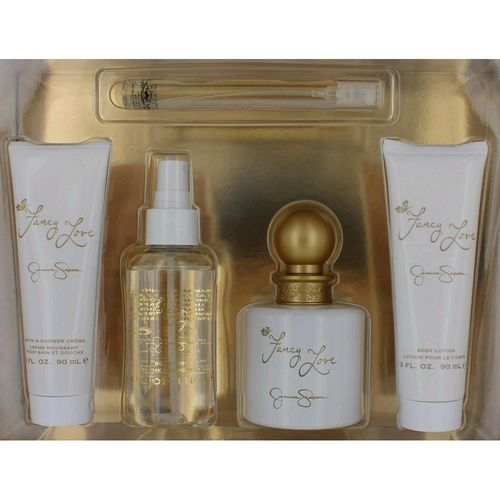 Fancy Love by Jessica Simpson, 5 Piece Gift Set for Women