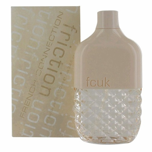 FCUK Friction by French Connection, 3.4 oz Eau De Parfum Spray for Women
