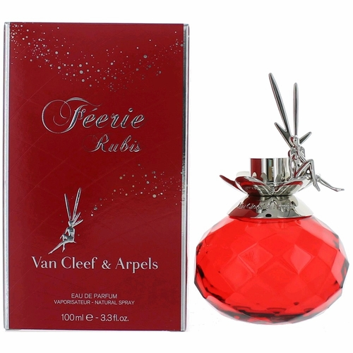 Feerie Rubis by Van Cleef & Arpels, 3.3 oz Eau De Parfum Spray for Women