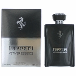 Ferrari Vetiver Essence by Ferrari, 3.3 oz Eau De Parfum Spray for Men