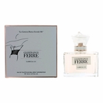 Ferre Camicia 113 by Gianfranco Ferre, 3.4 oz Eau De Toilette Spray for Women