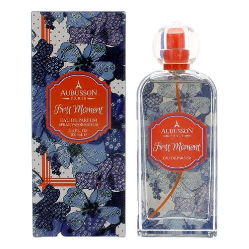 First Moment by Aubusson, 3.4 oz Eau De Parfum Spray for Women