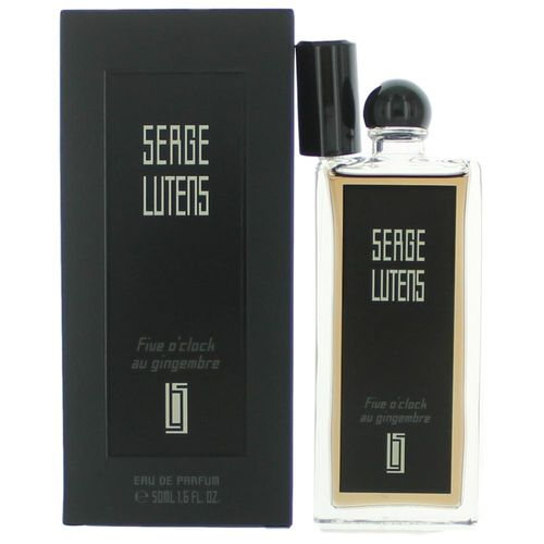 Five O'Clock Au Gingembre by Serge Lutens, 1.6 oz Eau De Parfum Spray for Unisex